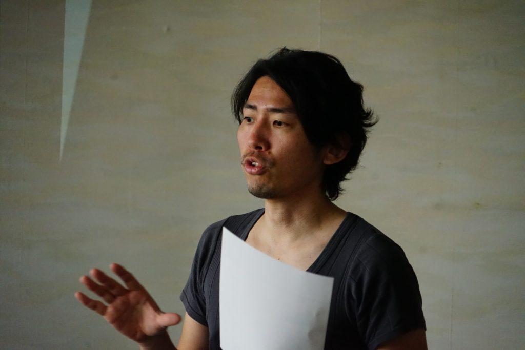 松田然さん
