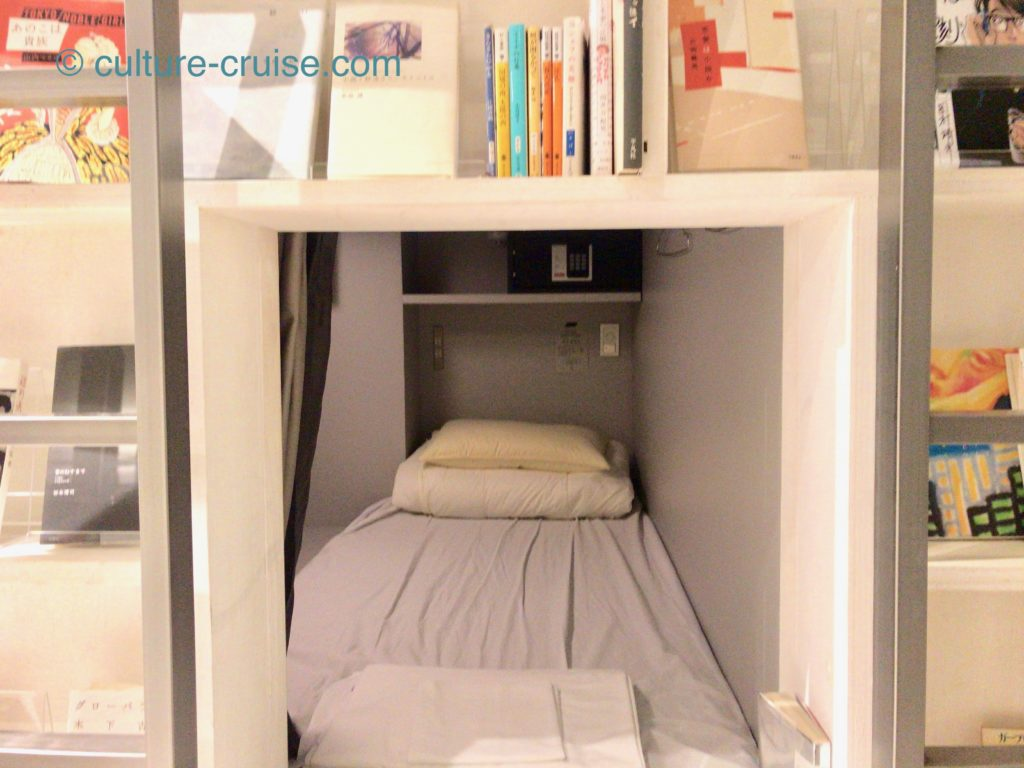 BOOK AND BED TOKYO ベッド